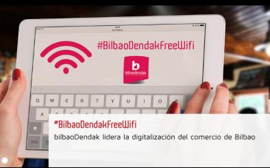 Free WiFi Bilbao