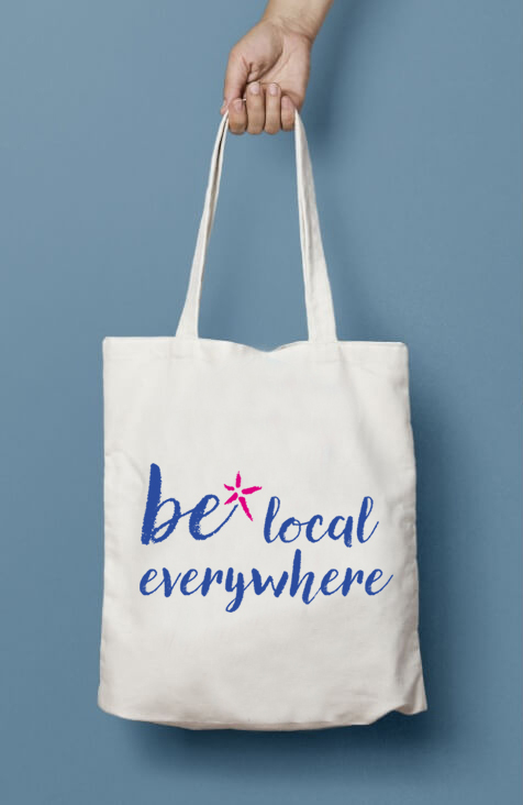 Be Local Everywhere
